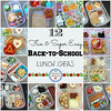 12 fun and easy back to school lunch ideas