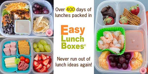 Endless lunch ideas!