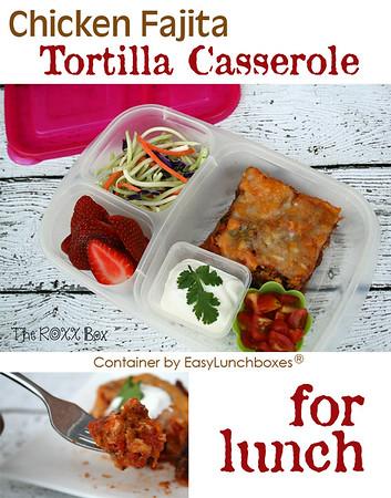 Tortilla Cassarole