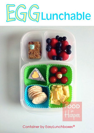 Egg Lunchable