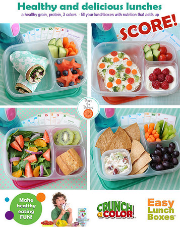Healthy Lunch Challenge