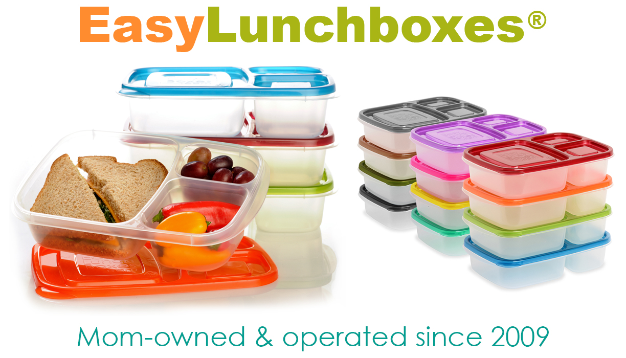 EasyLunchboxes - mom owned