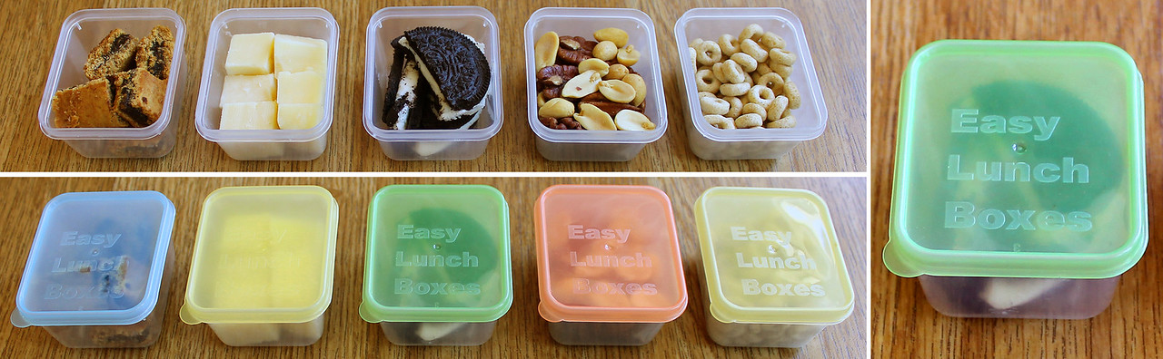 EasyLunchboxes Mini Dippers