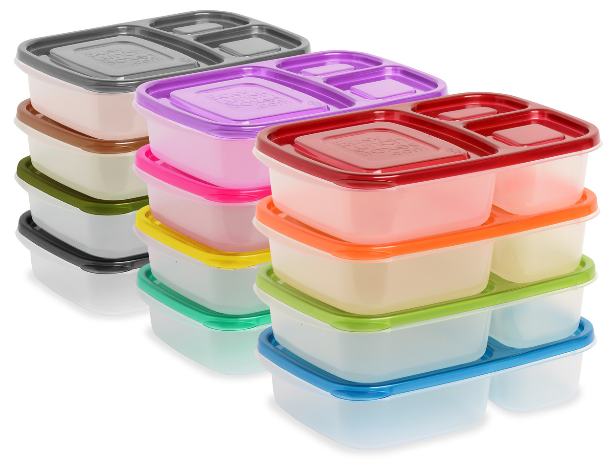 HI RES Urban, Brights, Classic lunch containers