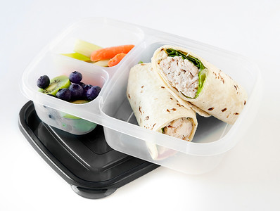 HI -Res Charcoal lid on packed lunch