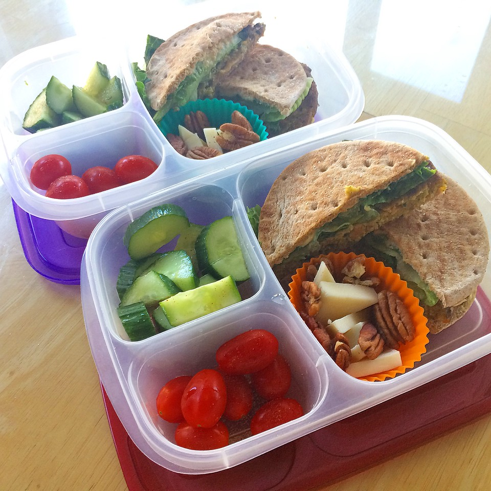 EasyLunchboxes packed meals