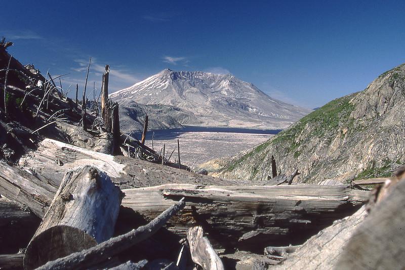 Mt. St. Helens 1985