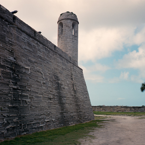 Castillo de San Marcos Tower