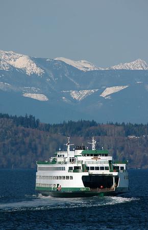 Edmonds-Kingston Ferry Washington State Ferries