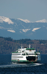 Edmonds-Kingston Ferry Washington State Ferries