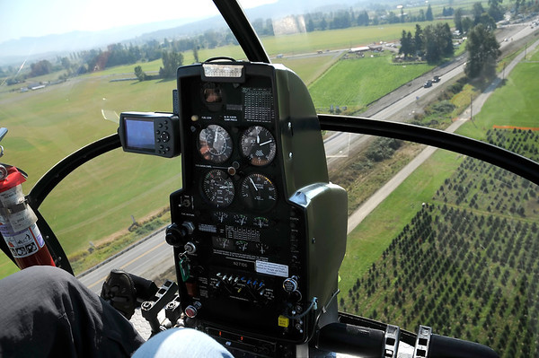 Helocopter Control Panel