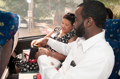 African American Bus Tour & Networking Event United Way 6-23-15