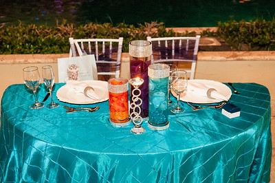 The Best Wedding - Reception @ Paradius Palma Real Resort 9-3-15