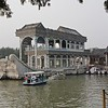 Marble boat at the Summer Palace