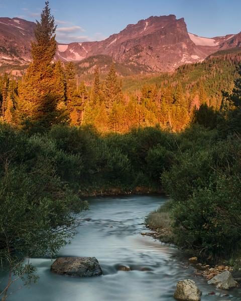 Daybreak at Storm Pass