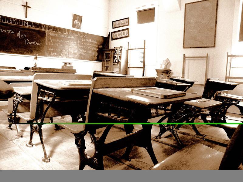 Edmonton Schoolhouse 2003