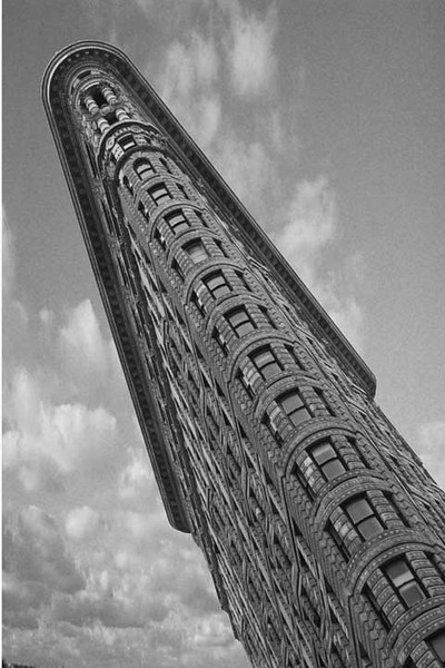 NYC  Oct 04 Flatiron Building