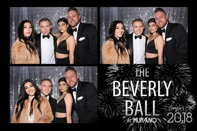 The Beverly Ball at Murano NYE Prints