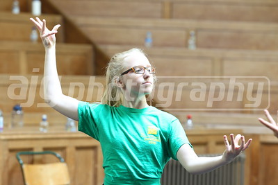 Wizard of Oz - Rehearsals