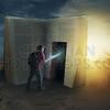 Bible door