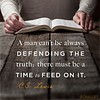 C.S. Lewis on the Truth