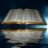 Floating Bible