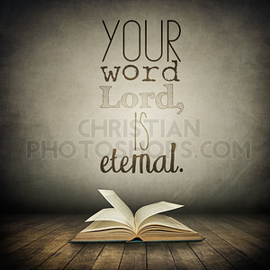 Word is eternal