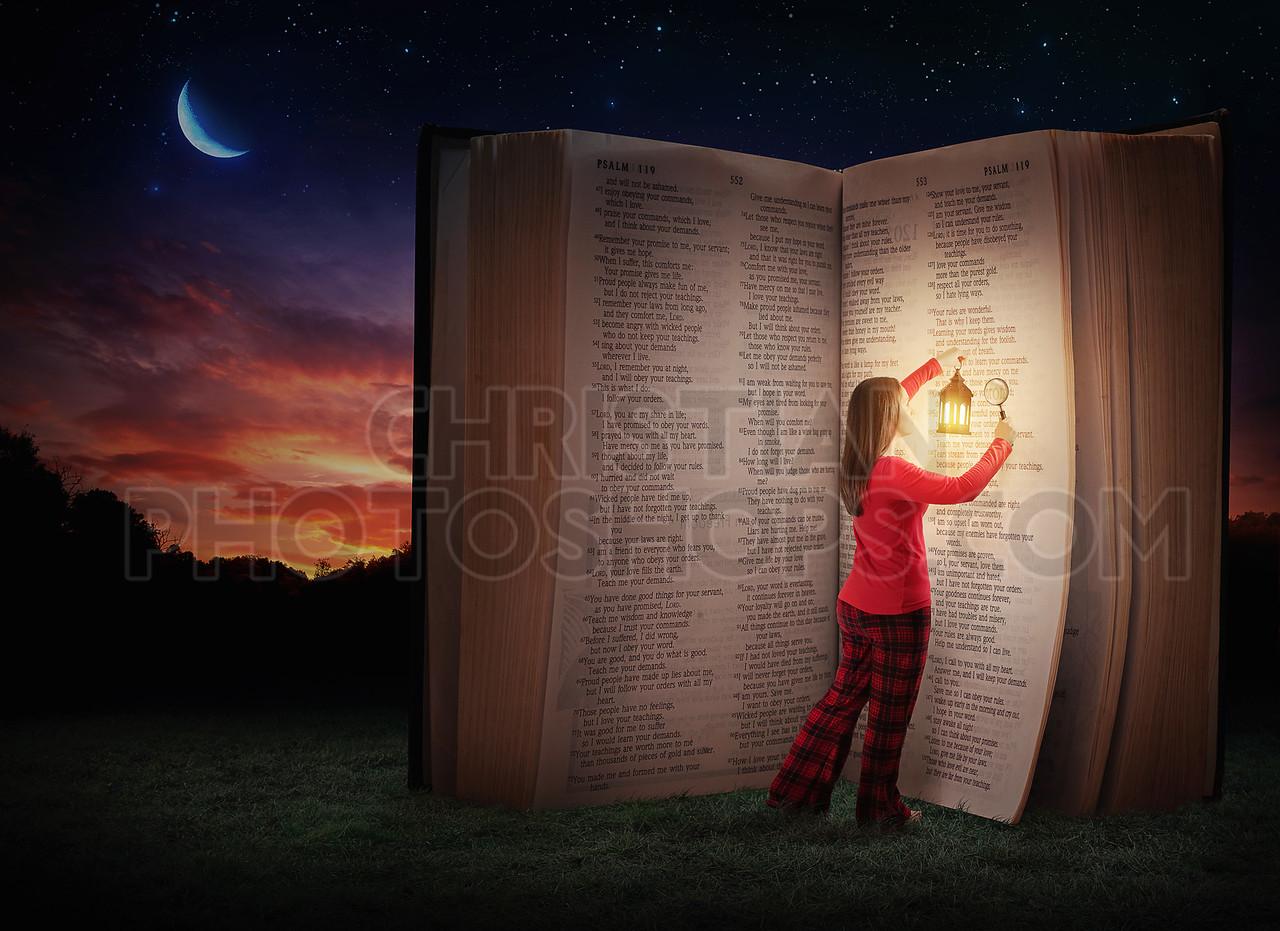 Late night Bible Study