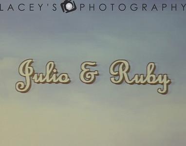 Ruby & Julio 4.13.13