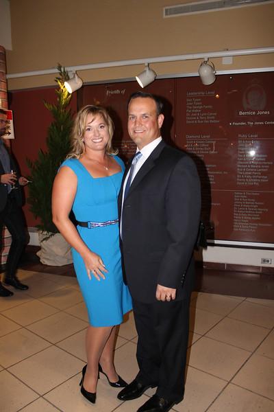 Oscar and Nicole Garcia