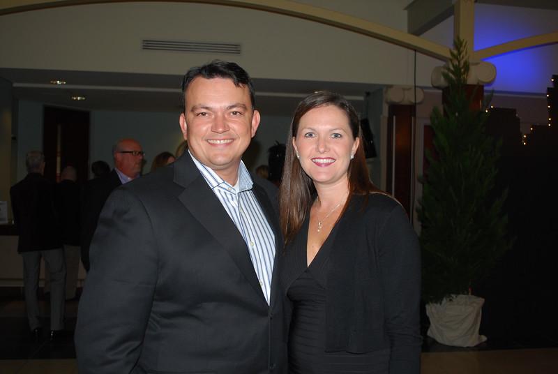Josh and Mesha Yates