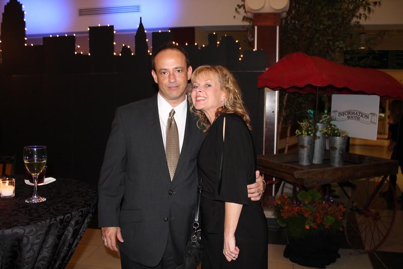 Matt Burdon, Dr Kristin Bosc (1)