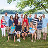 We were asked to capture the Malburg family while many out-of-towners were visiting. Isn't this a beautiful location for a beautiful family?