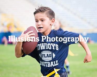 Reagan County Youth Flag Football