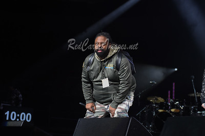 DETROIT, MI - DECEMBER 28:  The Bushman on stage at The Big Show at Little Caesars Arena on December 21, 2017 in Detroit, Michigan. (Photo by: Aaron J. / RedCarpetImages.net)