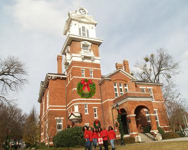 The Billups-Woolridge Family Christmas