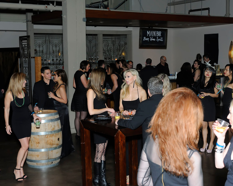 """0164-The-Black-Party-Jerry-and-Lois-Photography-2016 (print).jpg<br /> <br /> The Black Party 
