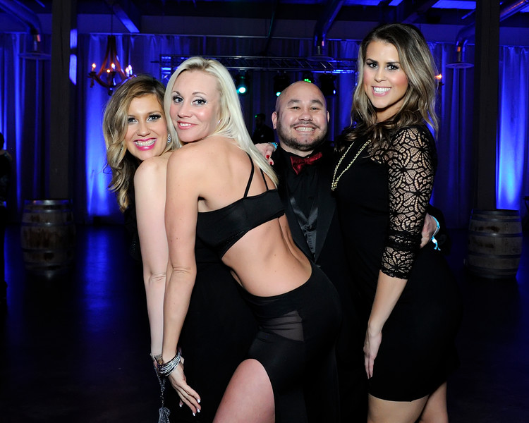 """0222-The-Black-Party-Jerry-and-Lois-Photography-2016 (print).jpg<br /> <br /> The Black Party 