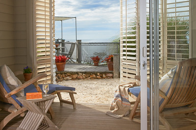 The Boatshed Suite