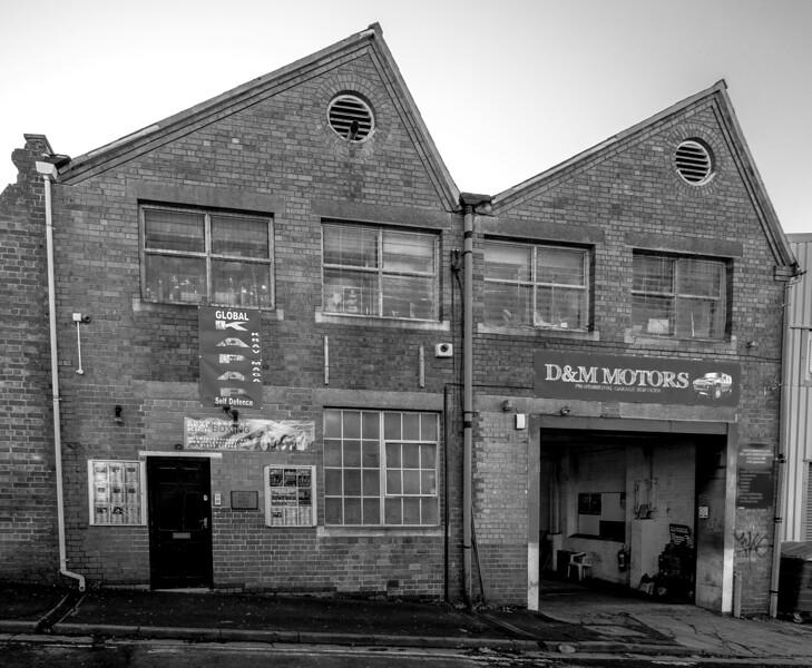 Garage, Spring Lane, Northampton