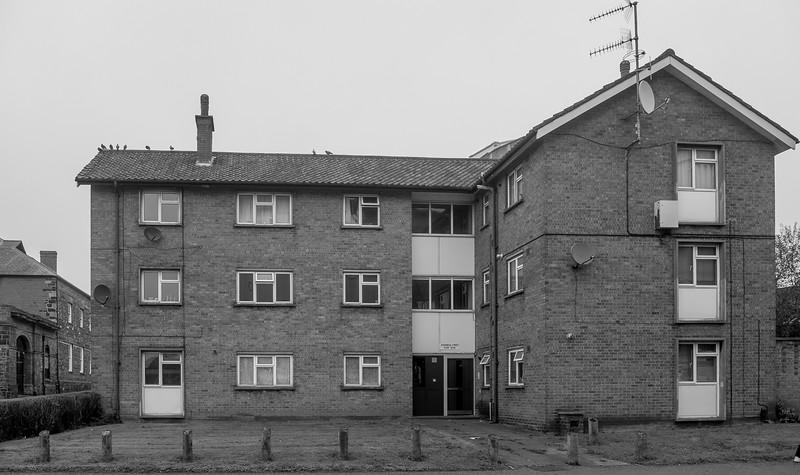 Doddridge Street Flats, Northampton