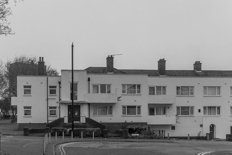 Flats, Bath Street  Northampton