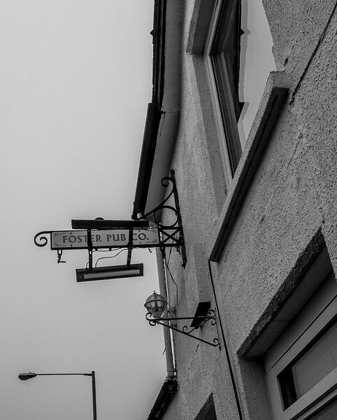 Welcome no more, Grafton Street, Northampton