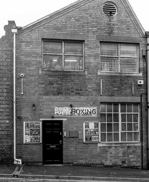 Real Kick Boxing, Former Factory, Spring Lane,  Northampton