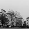 Flats, from Grafton Street, Northampton