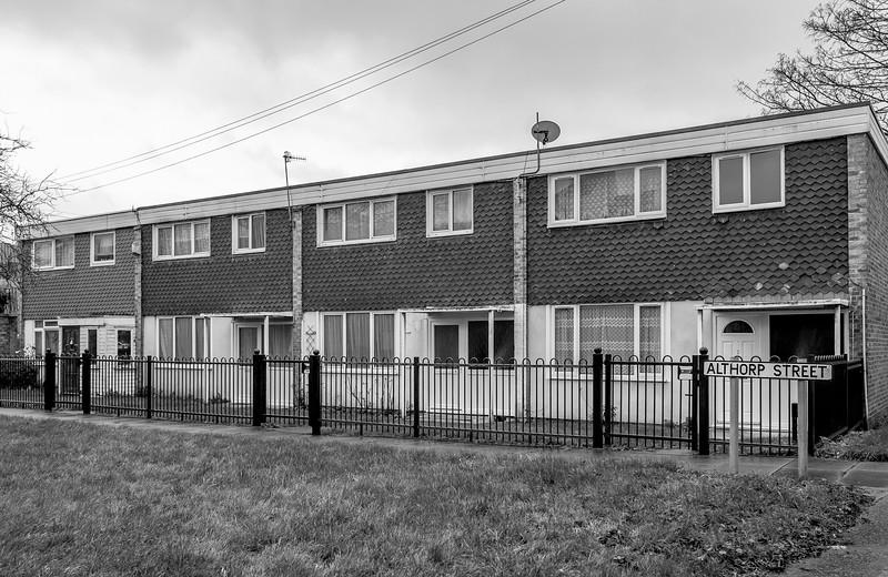 Althorp Street, The Boroughs, Northampton