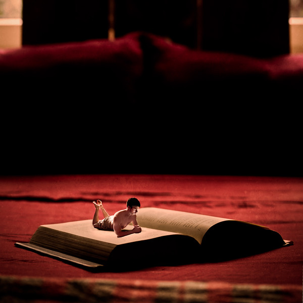 """Finding Adventure Inside a Book"""