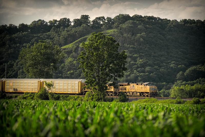 Train Keppa Rollin