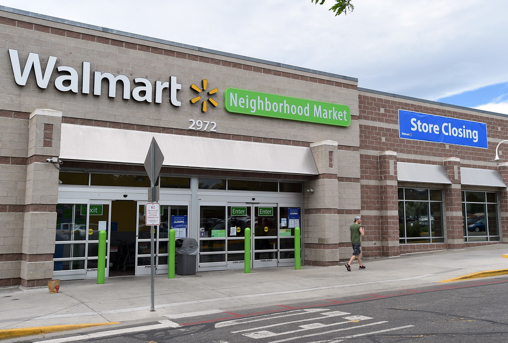 . Friday June 16th, 2017 is the last day at the Walmart Neighborhood Market in Boulder. For more photos and a video, go to www.dailycamera.com.  Cliff Grassmick  Staff Photographer June 16, 2017