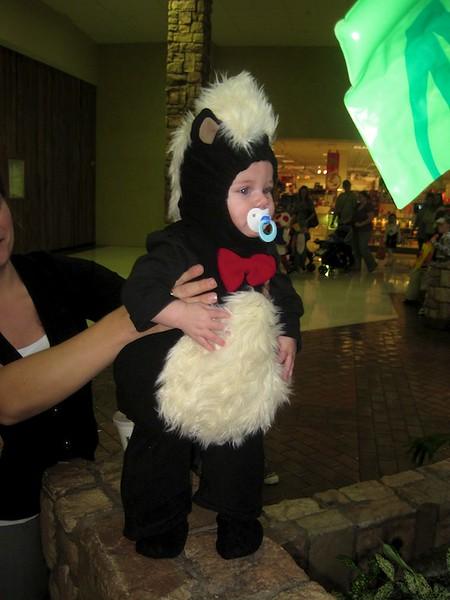 Ahhh skunk!!!